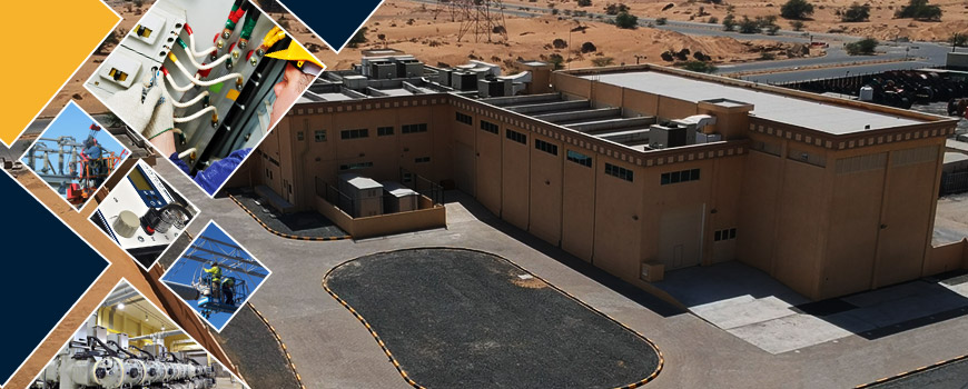 Sharjah Investment Center Substation Project